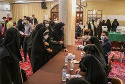 استقبال پرشور مردم آذربایجان شرقی از انتخابات