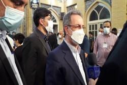 شهروندان تهرانی فرآیند رای دهی را به تاخیر نیاندازند