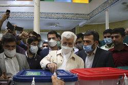جشن انتخابات- مسجد فاطمیه(س)