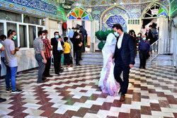 جشن انتخابات- مسجد النبی(ص) تهران