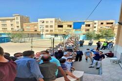 ازدحام آذری ها در پای صندوق های رای/استمرار حضور حماسی