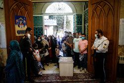 جشن انتخابات- مسجد جامع ابوذر