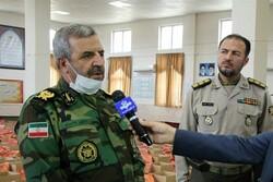 ارتش کرمانشاه همراه با مردم در خلق حماسه ۲۸ خرداد