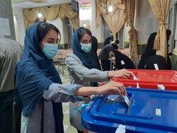 جشن انتخابات - تویسرکان