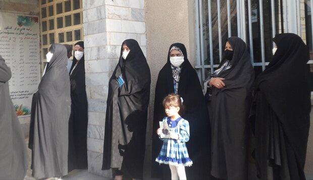 انتخابات در زنجان