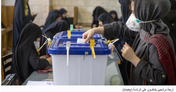 الميادين: العملية الانتخابية تسير بشكل جيد