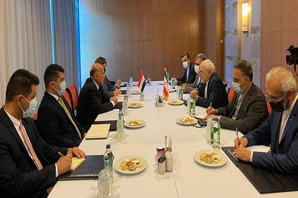 Iran, Iraq discuss bilateral ties, regional security issues