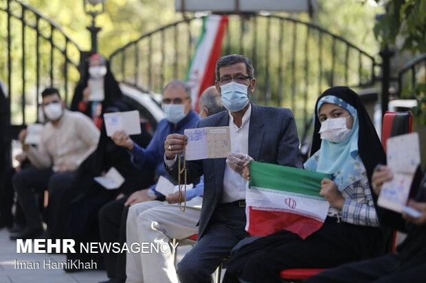 İran, cumhurbaşkanını seçmek için sandık başında
