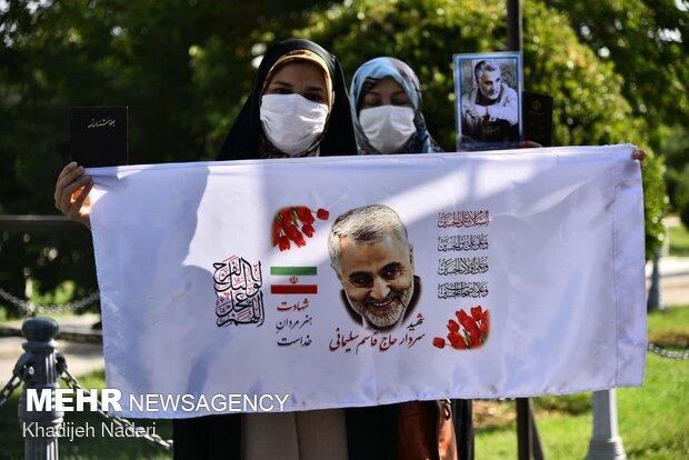المشاركة في الانتخابات هي تكريم لدماء الشهيد قاسم سليماني