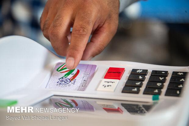 مشارکت بالای مردم در انتخابات امنیت اقتصادی کشور را تقویت میکند