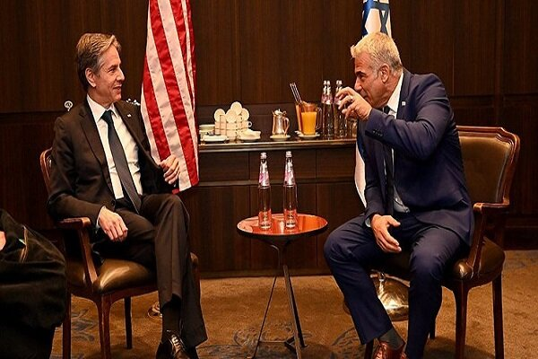 Israeli, US FMs discuss Iran, Palestine over phone