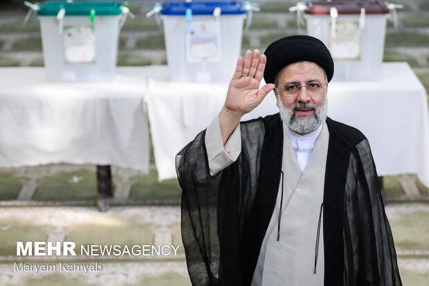İran Cumhurbaşkanı seçilen Reisi'ye tebrikler sürüyor