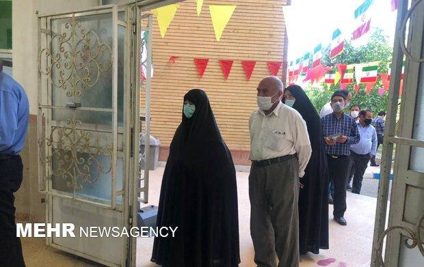 حضور پرشور مردم دیار ۳هزار شهید در حماسه ۲۸خرداد