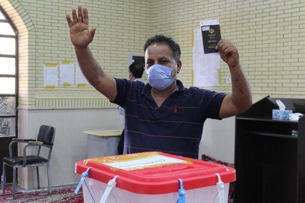 شور انتخاباتی لامردیها