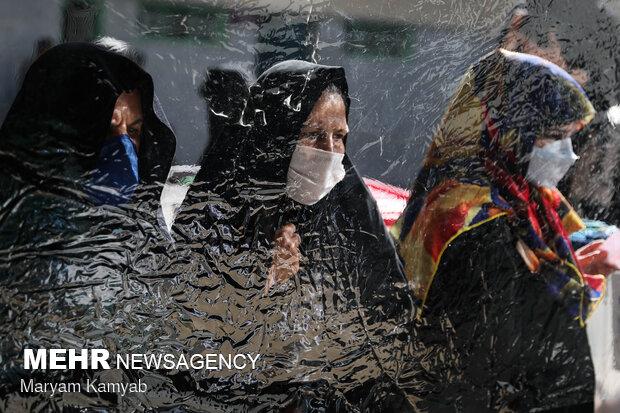 جشن انتخابات-مسجد ارشاد شهر ری
