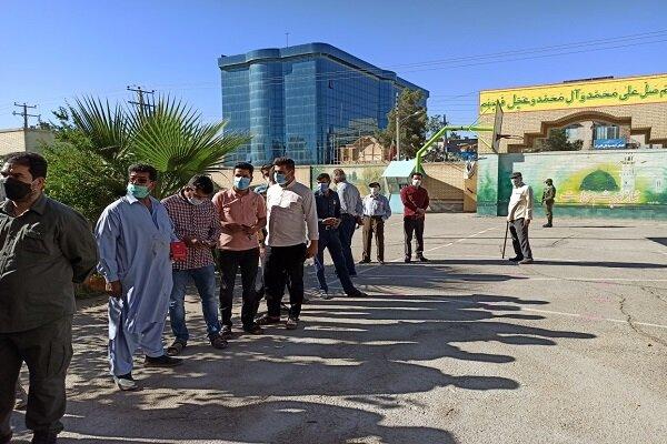حضور پر شور مردم پایتخت وحدت ایران اسلامی در انتخابات