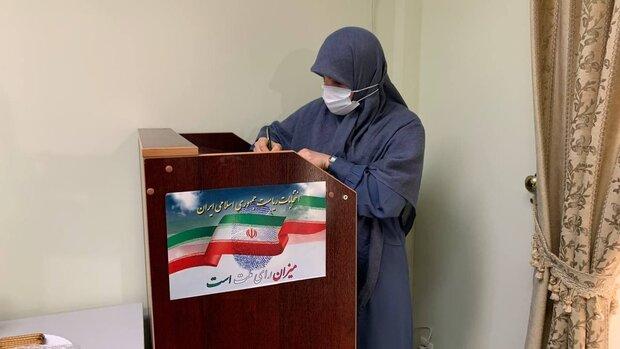Rusya'daki İranlılar sandık başında