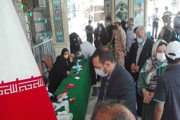 صف اقتدار و آگاهی مردم در استان تهران/ جشن تکلیف سیاسی ادامه دارد