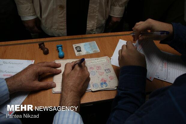 ۶۵ شعبه اخذ رای در شهرستان چادگان فعال است