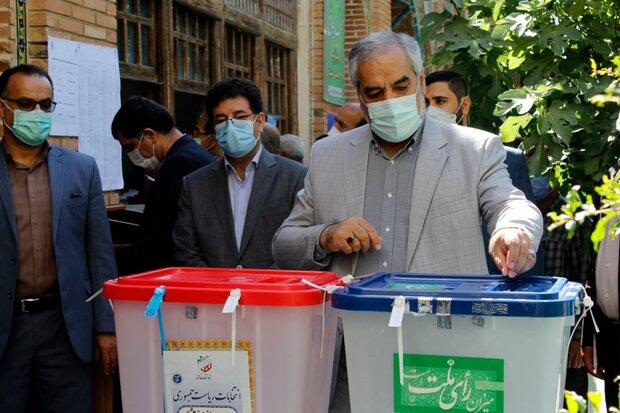 یک میلیون و ۲۰۰ هزار کردستانی واجد شرایط رأی دادن هستند