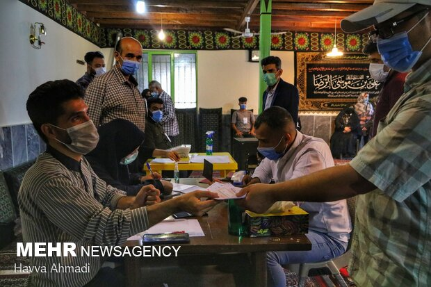انتخابات ۱۴۰۰ در سوادکوه