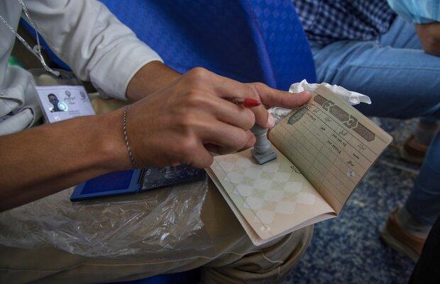 ۱۱ هزار تعرفه اخذ رای در شهرستان دهلران مصرف شد