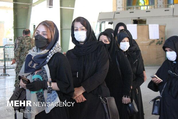 جشن انتخابات با حضور همه اقوام و اقشار مردم در کرمانشاه
