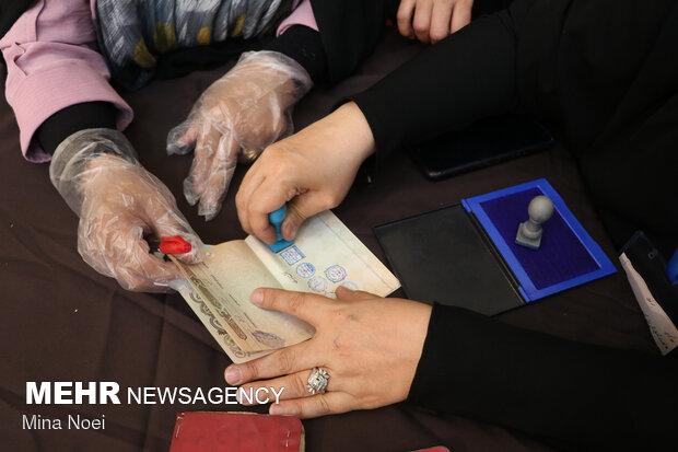 مردم استان تهران مشارکت در انتخابات را به آخرین ساعات موکول نکنند