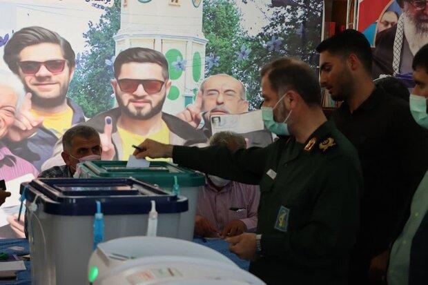 انتخابات با امنیت کامل در مازندران برپا است