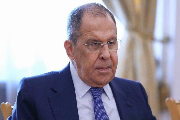 سيرغي لافروف: لايمكن حل القضايا من جانب واحد دون اتفاق متبادل