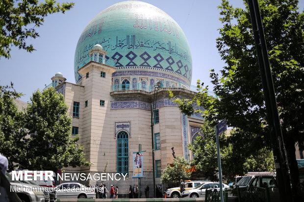 تماشای حسینیههای قدیمی تهران از شبکه پنج