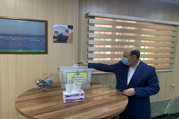 IKBY'deki İranlı seçmenler sandığa gitti