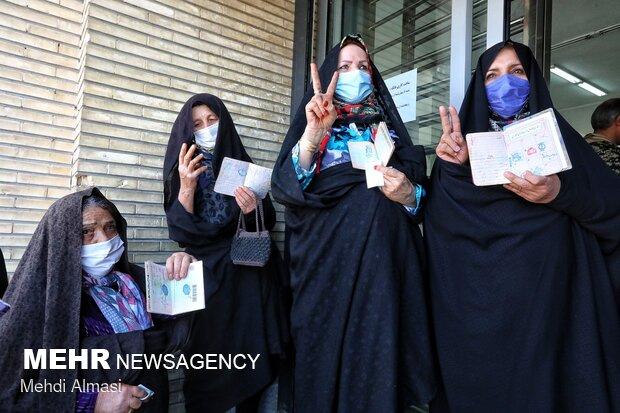 انتخابات ۱۴۰۰ در زنجان