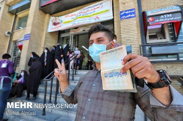 مردم استان زنجان مشارکت بالایی در انتخابات به ثبت رساندند