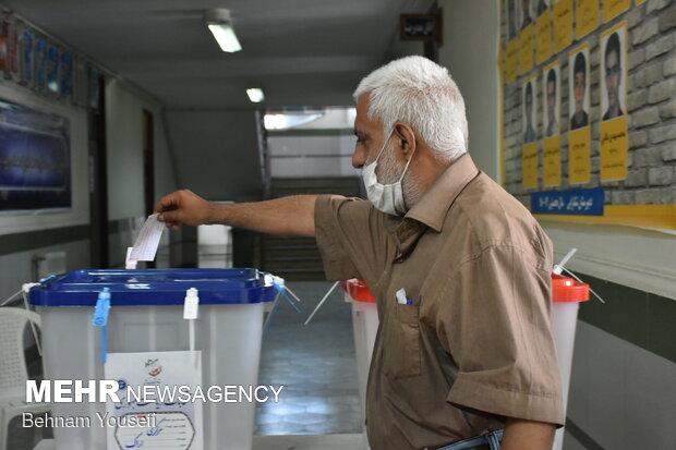 جشن انتخابات - اراک