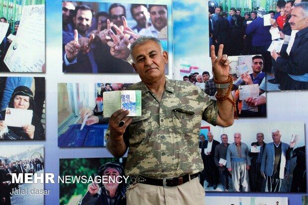 حماسه آفرینی کردستانی های مرزدار در جشن ۲۸ خرداد