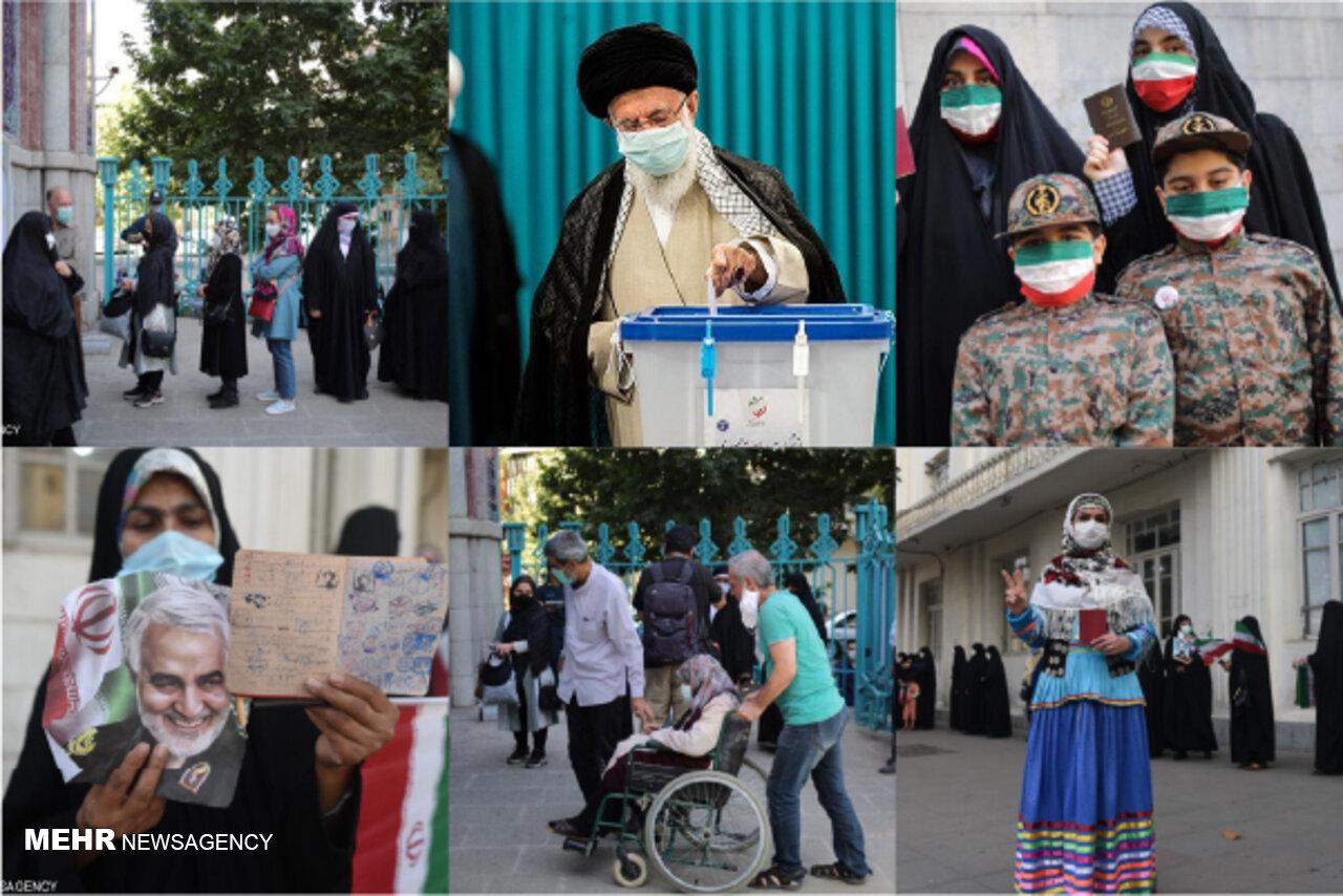 رهبر انقلاب: روز انتخابات، روز ملت ایران است/ انتخابات در سراسر کشور تا ساعت ۲۱ تمدید شد