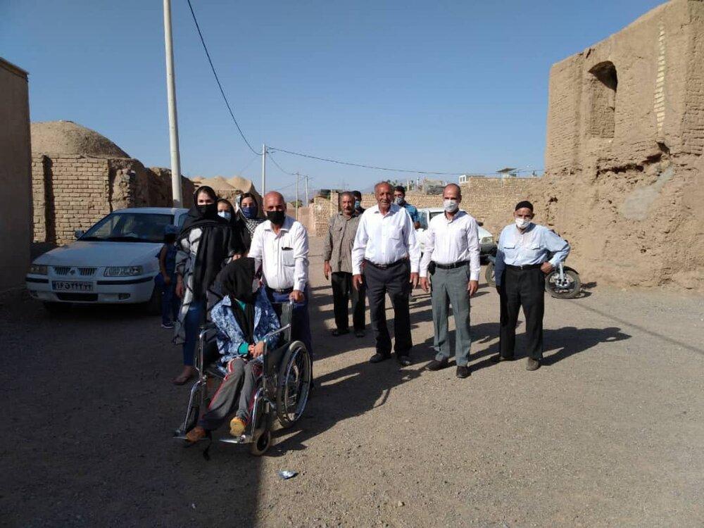 حضور پرشور مردم اردستان در انتخابات ۱۴۰۰