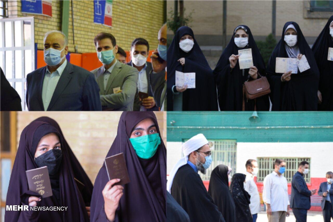 آخرین خبرها از حضور مردم / انتخابات در سراسر کشور تا ساعت ۲۴ تمدید شد