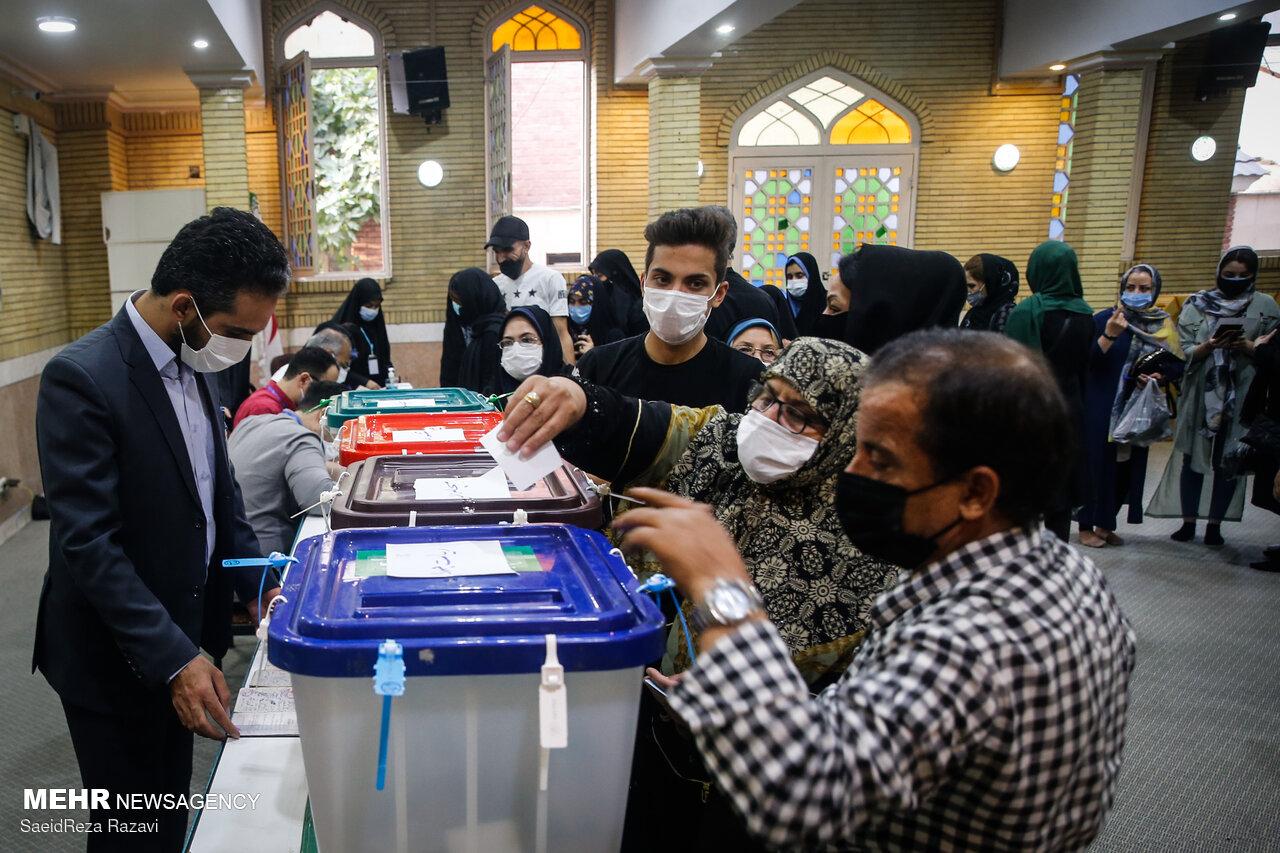 ایرانیان باز هم حماسه آفریدند/ آغاز شمارش آرای انتخابات ریاست جمهوری
