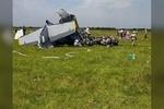 سقوط هواپیما در سیبری با ۷ کشته و ۱۳ مجروح