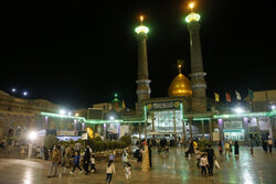 مراسم عزاداری در حرم حضرت عبدالعظیم(ع) برگزار می شود