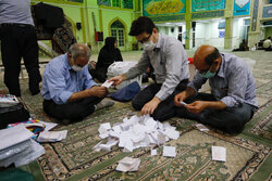 ایران کے صدارتی انتخابات میں ووٹنگ کی گنتی کا سلسلہ جاری