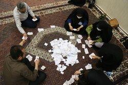 بازشماری صندوقهای دستی شعب اخذ رای انتخابات شورای شهر تبریز