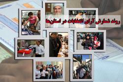 نتایج انتخابات ششمین دوره شورای اسلامی شهر نجف آباد اعلام شد