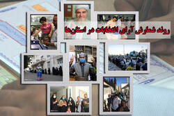 نتایج انتخابات شوراها در مراکز استانها/ چه کسانی راهی پارلمان شهری شدند؟