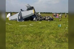 7 killed, 13 injured after plane crashes in Russia's Kemerovo
