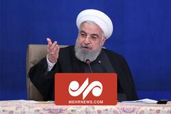 صدر حسن روحانی کی نئے منتخب صدر آیت اللہ رئيسی کو مبارکباد