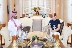 Bin Salman, Al-Sisi discuss formation of Arab NATO