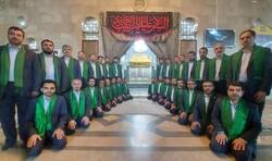 همخوانی جدید گروه محمدرسول الله(ص)  منتشر شد